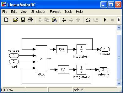LinearMotorDC